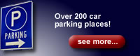 Over 200 carpark places